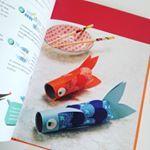 Encore des poissons! 🐡🐟🐠fan Du livre Petites créas faciles en rouleaux de papier toilette et carton @editionslinedite . On va avoir de quoi faire de beaux poissons d'avril! 🐠 🐟 #test #creative #papercraft #paperroll #paperrolls #fish #poisson#poissondavril #diy #doityourself #fairesoimeme #carpekoi #lampion #activiteenfant #activitemanuelle #kidscraft #carton #couleur #livre #livrediy #diybook #loisirscreatifs #creer #bricolage