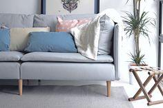 Soderhamn Sofa in Mid Century Legs - Comfort Works