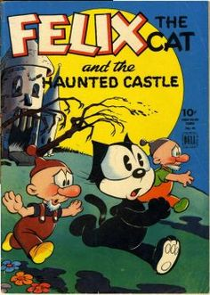 Felix Comic Cover #229 (88 pieces)