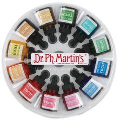 Dr. Ph. Martin's Tech Drawing Ink