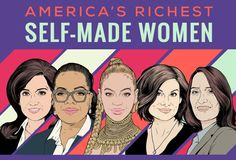 Inside Forbes' ranking of the country's most successful women entrepreneurs and executives as measured by their net worths