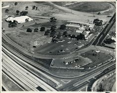 Dupar's, May 16, 1963. Thousand Oaks. 101 Freeway and Moorpark Road