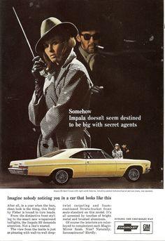 Chevrolet Impala - Car