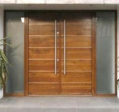 love this style of sidelites--just do one on the left side of door