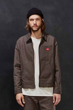 UO X Dickies Gas Jacket   Urban Outfitters