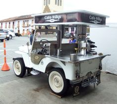 Mobile Coffee Cart, Mobile Food Cart, Mobile Coffee Shop, Mobile Food Trucks, Mobile Restaurant, Mobile Cafe, Coffee Shop Business, My Coffee Shop, Coffee Food Truck