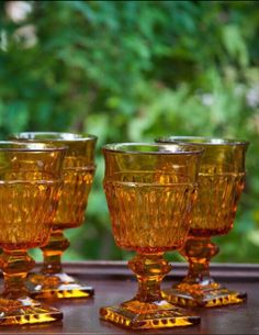 Perfect year round on your wedding tablescapes! Dixie Does Vintage Rentals in Dallas Tx