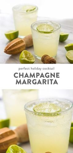 Champagne Margarita Recipe Champagne Margarita - the perfect margarita topped with a bit of bubbly. A perfectly balanced margarita--not too much sweet, not too much sour--with a bubbly champagne topper. Champagne Margarita Recipe, Cocktails Champagne, Perfect Margarita, Margarita Recipes, Holiday Cocktails, Cocktail Drinks, Cocktail Recipes, Margarita Cocktail, Good Cocktails