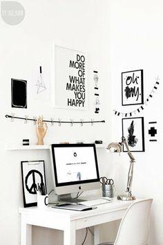 [生活美學] 改造辦公桌環境的創意風格介紹 | 風格部落客 - Yahoo 奇摩時尚