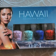 Opi Hawaii Little Hulas