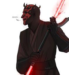 previously known as raskolnikov Star Wars Clone Wars, Star Trek, Stephen Hawking, Art Jokes, Star Wars Images, Star Wars Fan Art, The Force Is Strong, Darth Maul, Daddy