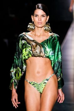 Agua de CoCo Sao Paulo Brazil 2014 Fashion Week