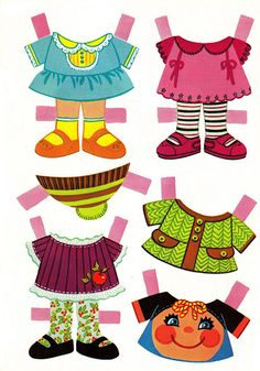 MOPSY * 1500 free paper dolls at Arielle Gabriel's The International Paper Doll Society for paper doll pals at Pinterest *