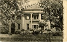 Cooper Postcard Collection - Mississippi Department of Archives and History