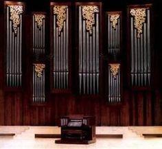 Kantakt Pipe Organ in Jones Hall, Baylor University in Waco, TX