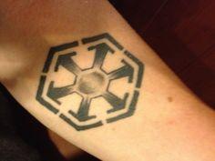 Sith empire symbol. | Tattoo.com