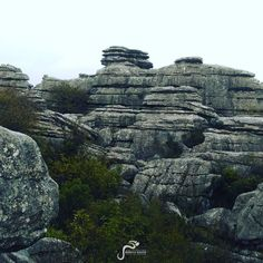 El Torcal de Antequera is famous for its strange and unique limestone rock formations, it's karst landscape provides one of the most beautiful natural parks in Andalucia.  http://marbellaescapes.com/tours/antequera-private-day-trip/  #antequera #dolmens #torcal #malaga #marbella #andalucia #WorldHeritage