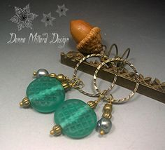 LAMPWORK EARRINGS Donna Millard SRA Donna Millard, $23.99 Christmas Stocking Stuffer!