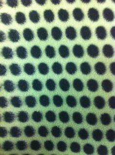 Polka Dot Print Fleece Fabric by the yard Polka Dot Print, Polka Dots, Fleece Fabric, Animal Print Rug, Yard, Color, Patio, Colour, Polka Dot