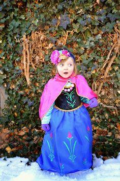 Frozen Themed Scandinavian Woodland Princess Party.