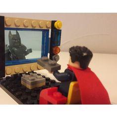 #lego #superman #batman #Lesdefinautes.com #mypushup https://www.mypushup.com