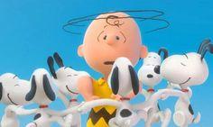 The Beagle Has Landed: Why today's full 'Peanuts' trailer is a high-flying marvel Peanuts Movie, Peanuts Characters, Peanuts Snoopy, Linus Van Pelt, Lucy Van Pelt, Snoopy Love, Charlie Brown And Snoopy, Disney Pixar, Trailers