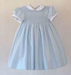 My daddy always picked out little dresses with smocking so cute ♡♡♡♡♡♡♡♡