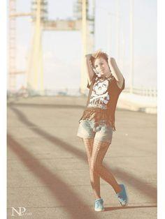 Model ➡ Vitam Vevire    Photographer ➡ Nikita Prisilia