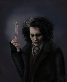 Red With Blood/ Sweeney Todd The Demon Barber Of Fleet Street