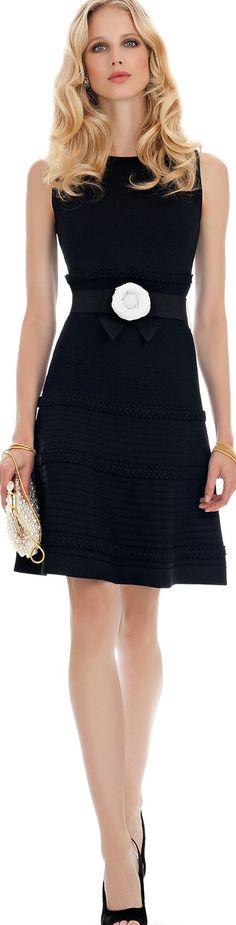 Luisa Spagnoli women fashion outfit clothing style apparel @roressclothes closet ideas