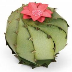 Sizzix Thinlits Die Set - 661931 Barrel Cactus by Lynda Kanase Diy Paper, Paper Crafts, Diy Crafts, Origami Paper, Paper Art, Sizzix Big Shot Pro, Cactus Pictures, Barrel Cactus, Quilling