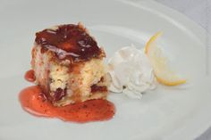Le Petit Bistrot (jantar)    Cheese cake romeu e Julieta