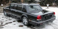 Obama Car Vs Putin Car | Cadillac The Beast Vs ZIL-4112R