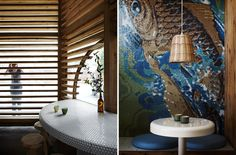 HASSELL   Projects - Deba Sushi Bar