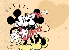 Minnie loves Mickey! #love #disney #truelove #hallmark #mickeymouse #minniemouse