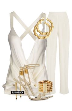 """Untitled #1438"" by elinaxblack ❤ liked on Polyvore featuring Balmain, Bling Jewelry and Tom Ford"