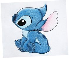 Stitch - From Disney's Lilo and Stitch by AlaskanKara.deviantart.com on @DeviantArt