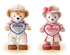 Disney's Duffy & Shelliemay - 2010 collection - Valentines