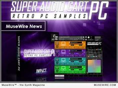 Super Audio Cart PC virtual synth brings chiptune funtime with waves from and PCs Technology Magazines, Magazine Articles, Music Industry, Electronic Music, Bring It On, Audio, Waves, Wave