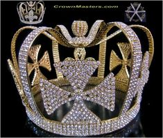 Nottingham Men's King Crown