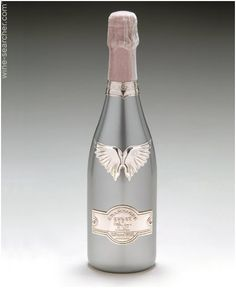 'Angel Champagne by Stefano Zagni Brut Rose 'Hint of Pink', Champagne, France'.
