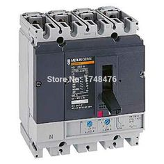 115.00$  Watch here - http://ali53z.shopchina.info/1/go.php?t=32675485152 - NEW 31642 circuit breaker Compact NS250N - TMD - 160A - 4 poles 3d  #magazine