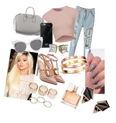 Bussy day by anteamihanovic on Polyvore featuring polyvore, fashion, style, Valentino, Givenchy, Wet Seal, Nak Armstrong, Blanc & Eclare and Native Union