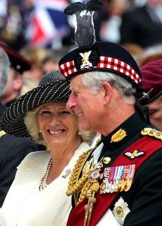Prince Charles and Camilla Dutchess of Cornwall Camilla Duchess Of Cornwall, Royal Uk, Elisabeth Ii, Prince Phillip, Herzog, Royal Princess, British Royals, British Army, Crown Royal