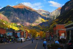 Telluride Colorado May Be The Most Unique Place In The World