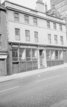 31 North Frederick Street 1960s