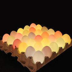 Egg Palette Lamp Multi, 172€, now featured on Fab.