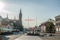 Que ver en Bialystok. Visita a la capital de la Podlasia - http://diarioviajero.es/polonia/bialystok/ #Polonia