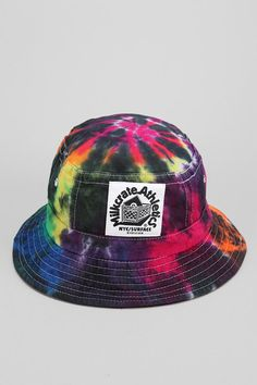 Milkcrate Athletics Tie-Dye Bucket Hat