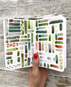 Sara Boccaccini Meadows sketchbook, watercolor, ink, composition, prints